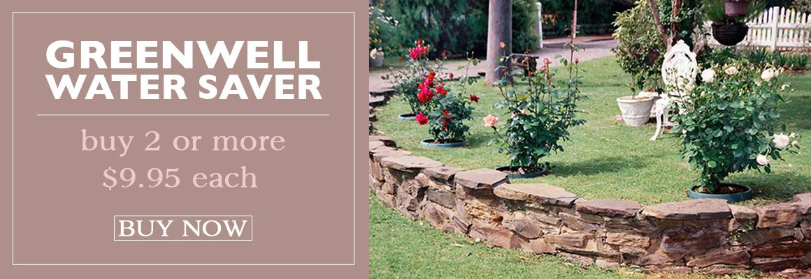 Greenwell Water Saver - Buy 2 or More for $9.95 Each!