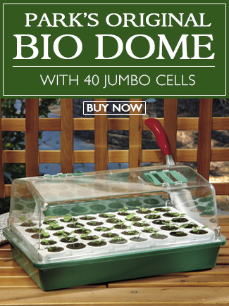 Park's Original Bio Dome with 40 Jumbo Cells - America's Favorite Home Seed-starting System! - BUY NOW
