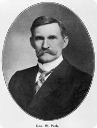 George Watt Park, Founder