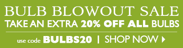 Bulb Blowout Sale - SHOP NOW