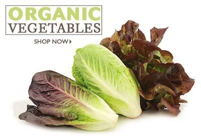 Shop Organic Vegetables