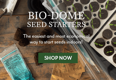 Bio Domes - Indoor Growing Made Easy - SHOP NOW