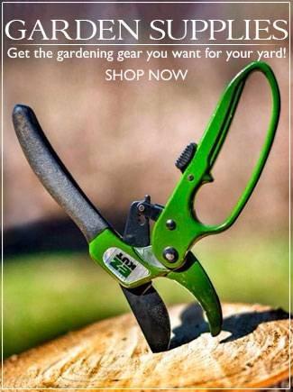 Shop Garden Supplies