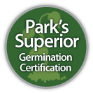 Park's Supior Germination Certification