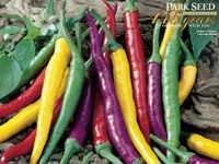 Organic Pepper Cayenne Blend