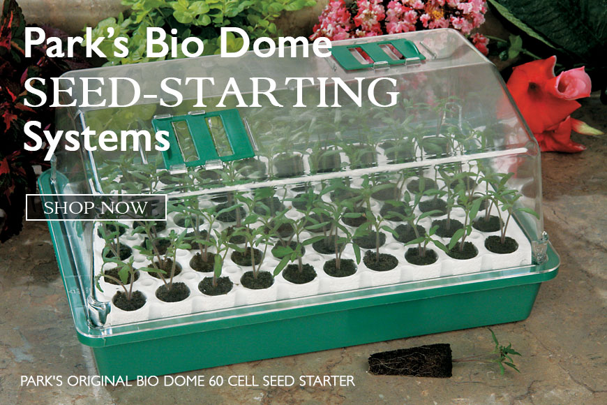 Bio Dome- seed-starting system