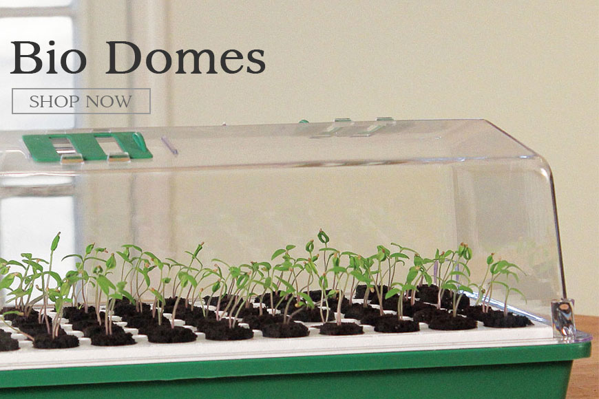 Seed Starting- shop bio domes