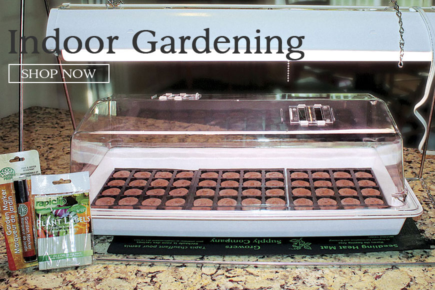 Indoor Gardening- shop grow lights