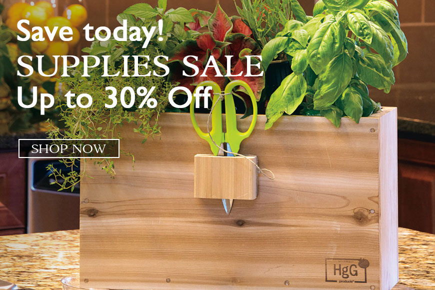 Supplies Sale- up to 30% off today