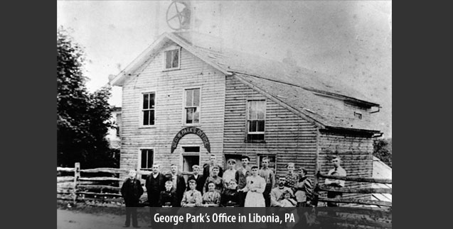 George W. Park's Office in Libonia, PA