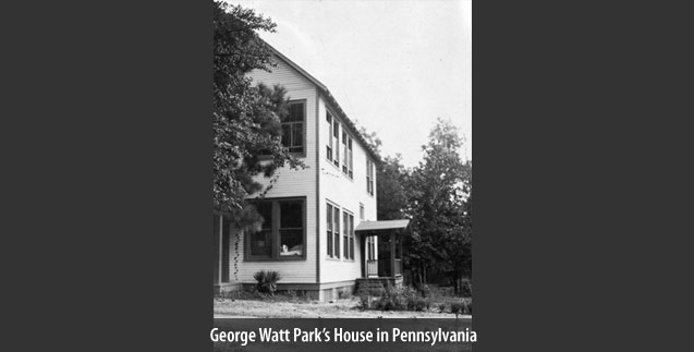 George W. Park's House in Pennsylvania