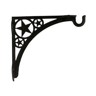 Restorers Star Plant Hanger-Black Powder Coat Image