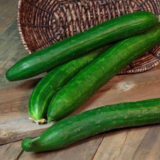 Tasty Green Hybrid Cucumber Seeds