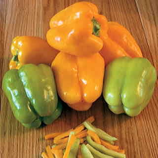 Flavorburst Hybrid Pepper Seeds