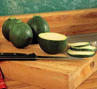 Eight Ball Hybrid Squash Seeds