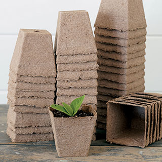 Shop All Biodegradable Pots