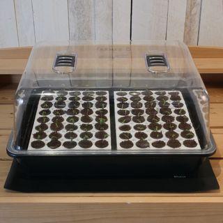 Waterproof Seedling Heat Mat - 20 inch x  20 inch Image