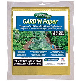 GardN Paper