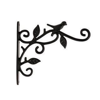 Restorers Brass Bird Plant Hanger - Pair