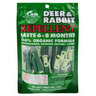 Deer and Rabbit Plant Repellents (25 repellents)