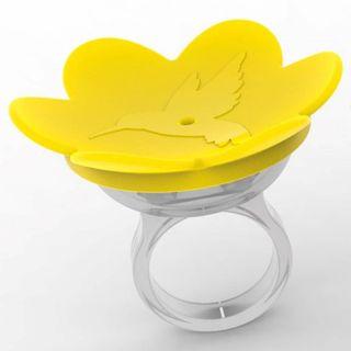 Yellow Hummer Ring