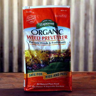 Espoma® Organic Weed Preventer Plus Food 6 lb.