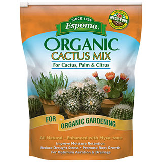 Espoma® Organic Cactus Mix 4 Qt.