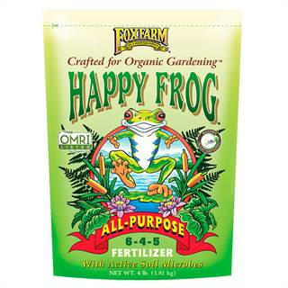 FoxFarm Happy Frog® All Purpose Fertilizer