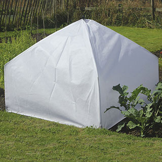 Giant Fleece Lantern Cloche