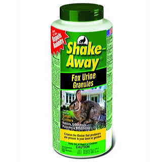 Shake-Away Fox Urine Granules Small Critter Repellent