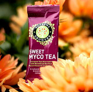 Sweet Myco Tea Compost Tea Alternative - Single Packet