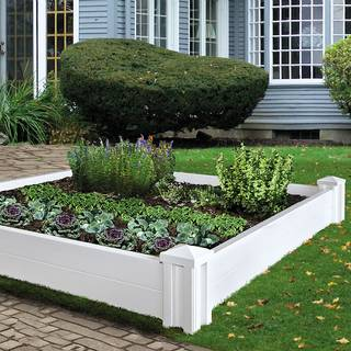 Versailles Raised Garden Bed