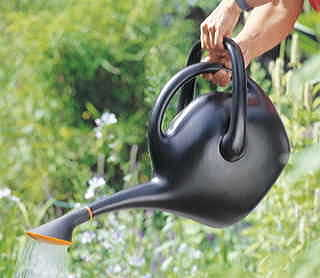 2.6-gallon Easy-pour Watering Can