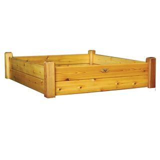 Raised Garden Bed Safe Finish Medium