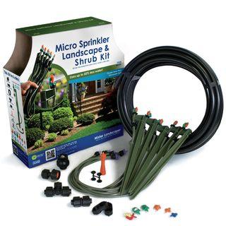 Micro Sprinkler Landscape and Shrub Kit