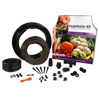 Vegetable Garden Complete Drip Kit