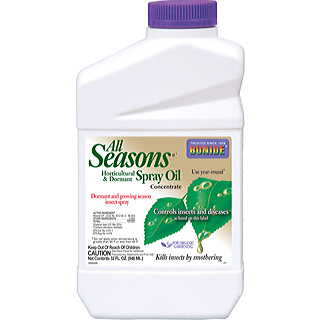 All Seasons Horticultural Spray Oil Concentrate