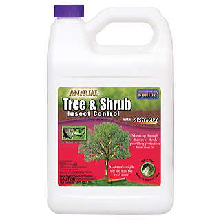 Annual Tree & Shrub Insect Control Concentrate