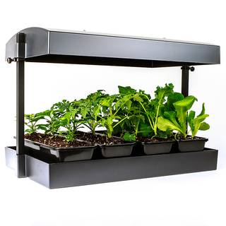 Complete Self-Watering Grow Light Garden