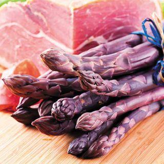 Pacific Purple Asparagus Plants