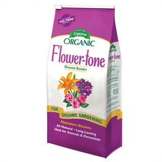 Espoma Flower-tone® 4 Pound Bag