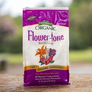 Espoma® Flower-tone 4 lb Bag
