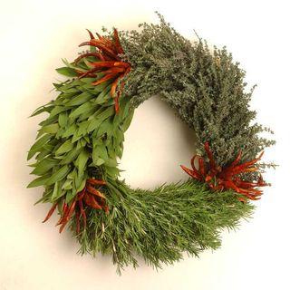 3-Herb Wreath