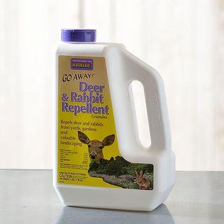 Go Away Deer & Rabbit Repellent Granules