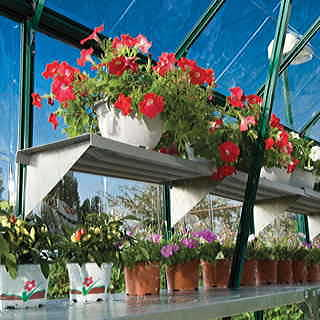 Shelf Kit for Greenhouses (2 shelves)