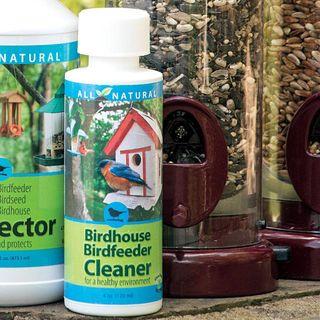 Birdhouse and Birdfeeder Cleaner