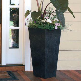 27.5-inch Ella Tall Square Pot