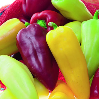 Pretty N Sweet Hybrid Ornamental Pepper Seeds
