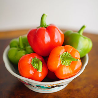 Chili Pie Hybrid Bell Pepper Seeds