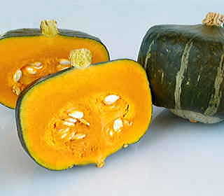 Winter Bonbon Hybrid Squash Seeds